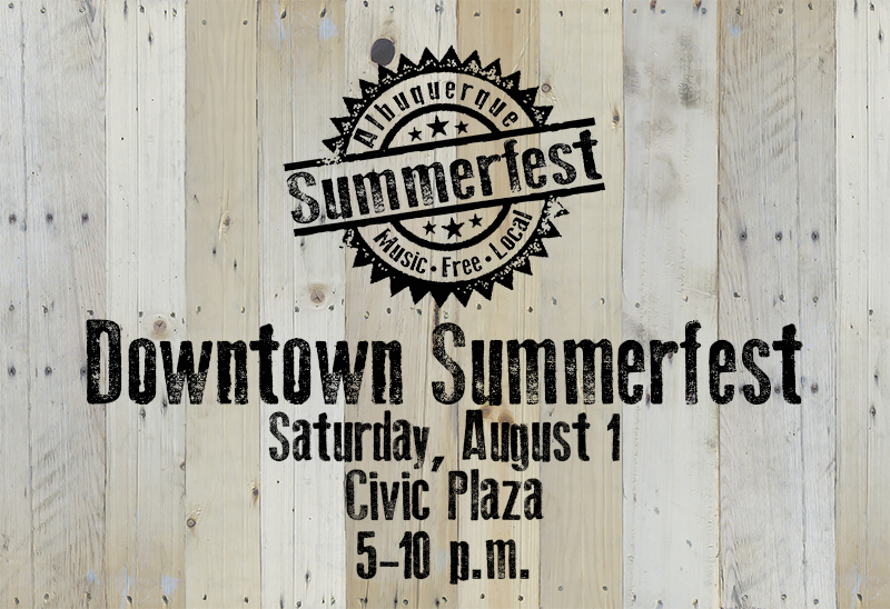 2020 Downtown Summerfest - Placeholder
