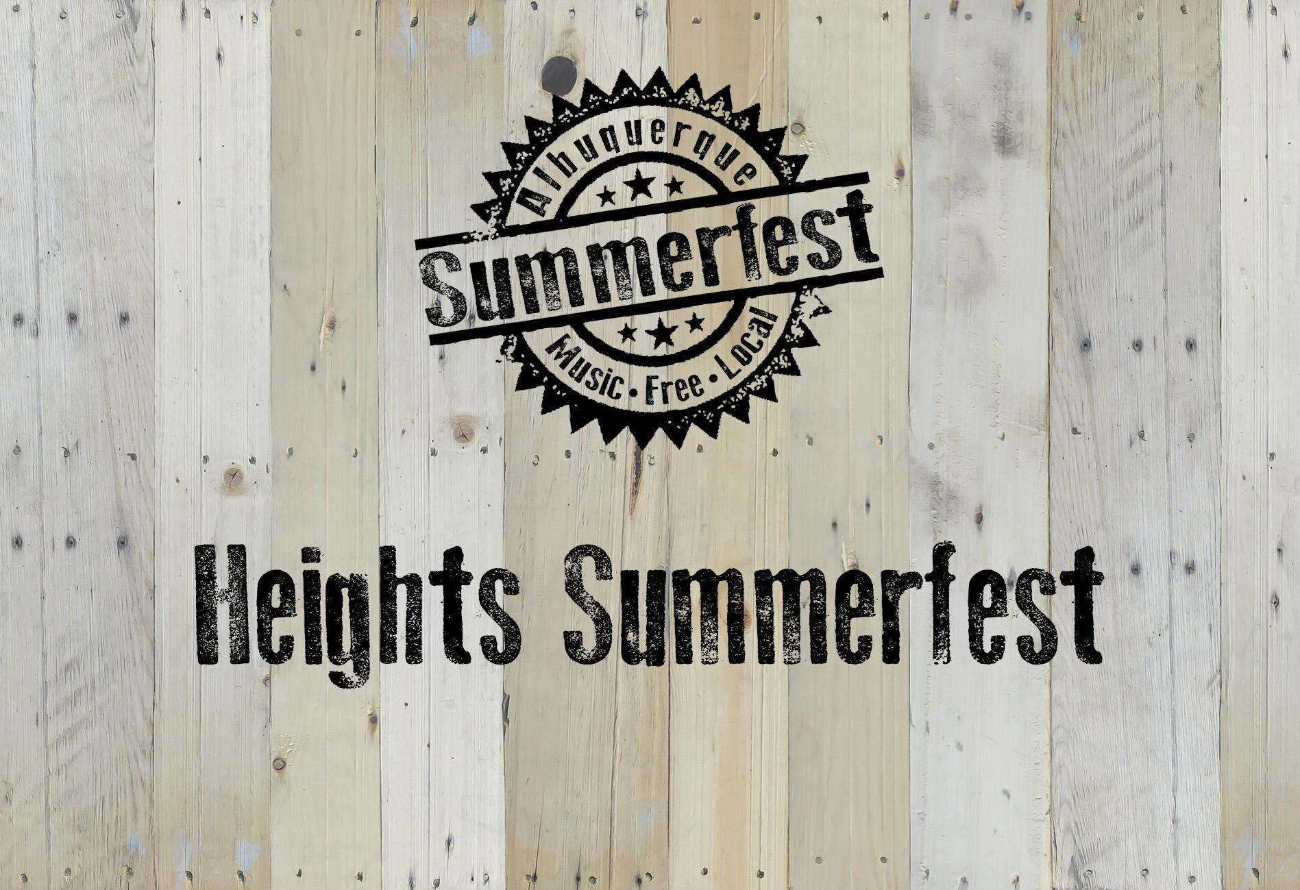 2020 Heights Summerfest - Plain