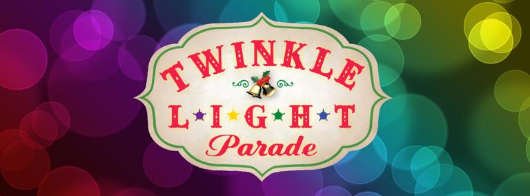 Twinkle Light Banner