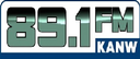 89.1 KANW Logo
