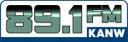 89.1 KANW Logo 2