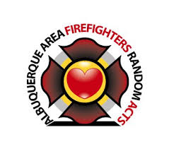 ABQ Area Fire Fighters - Logo