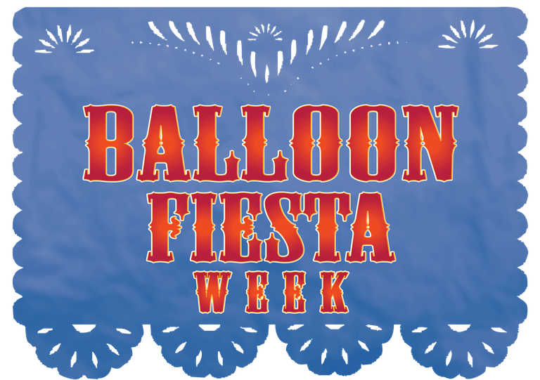 Balloon Fiesta Week Logo