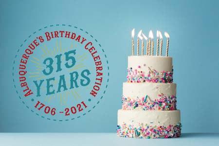 Albuquerque's Birthday Celebration