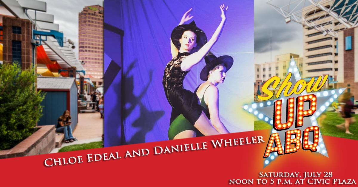 Chloe Edeal & Danielle Wheeler