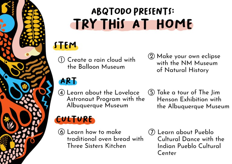 Try This at Home Week 3