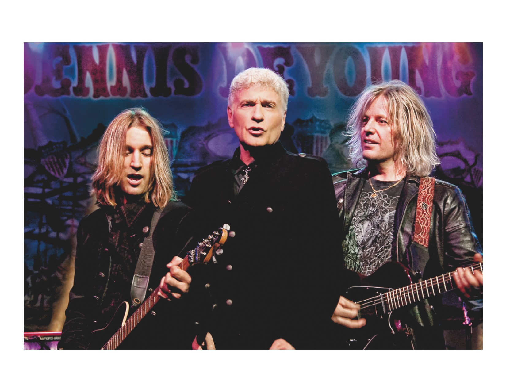 Dennis DeYoung in Focus