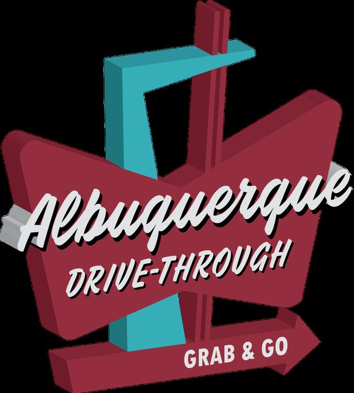 Albuquerque Drive-Through Little Logo