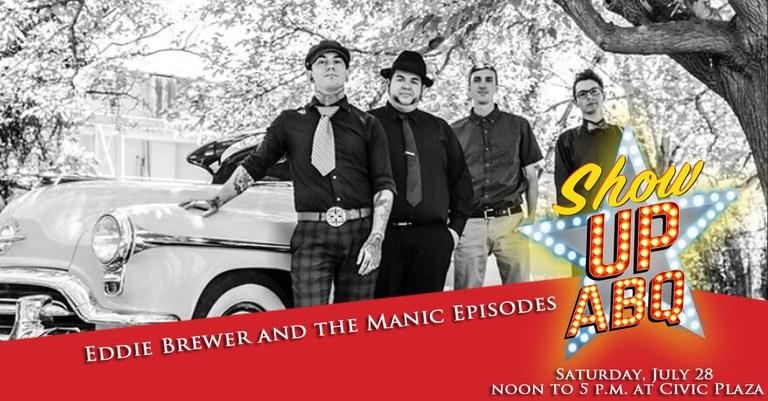Eddie Brewer and the Manic Episodes