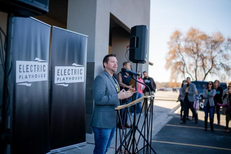 2020 Creative Bravos - Electric Playhouse