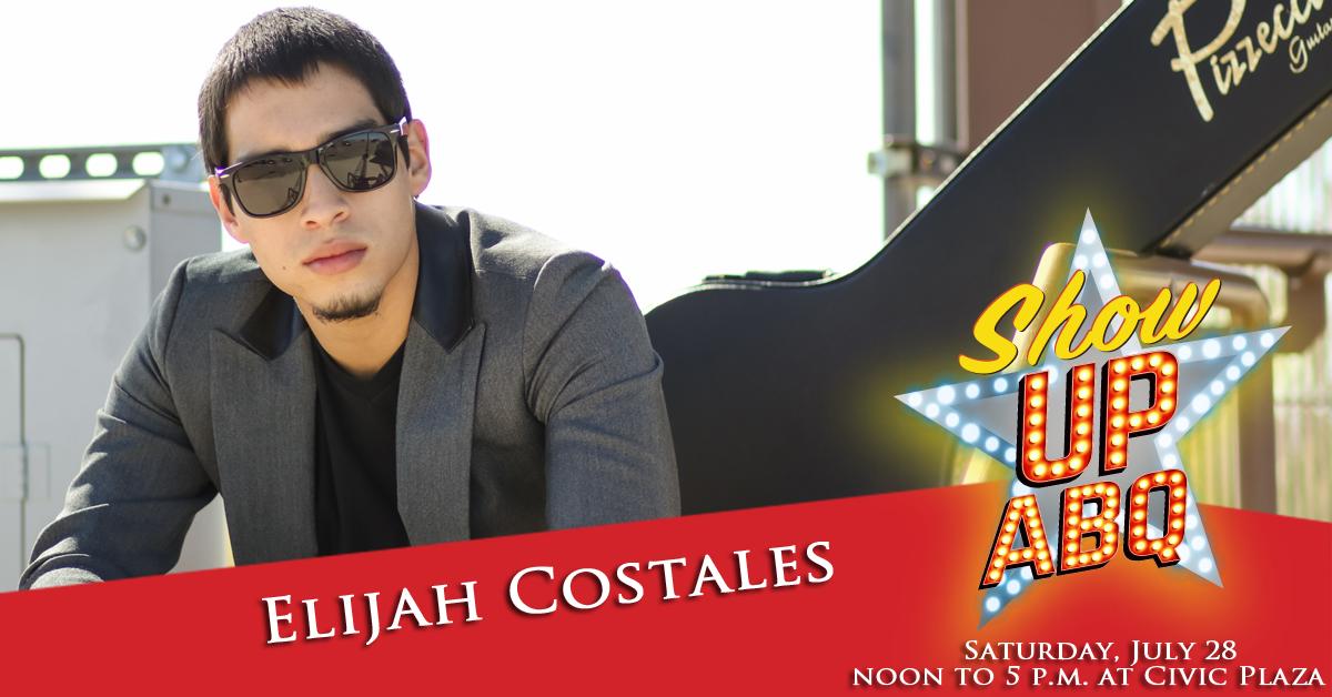 Elijah Costales