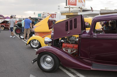 Old Route 66 Car Show