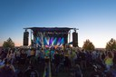 2019 Heights Summerfest Stage