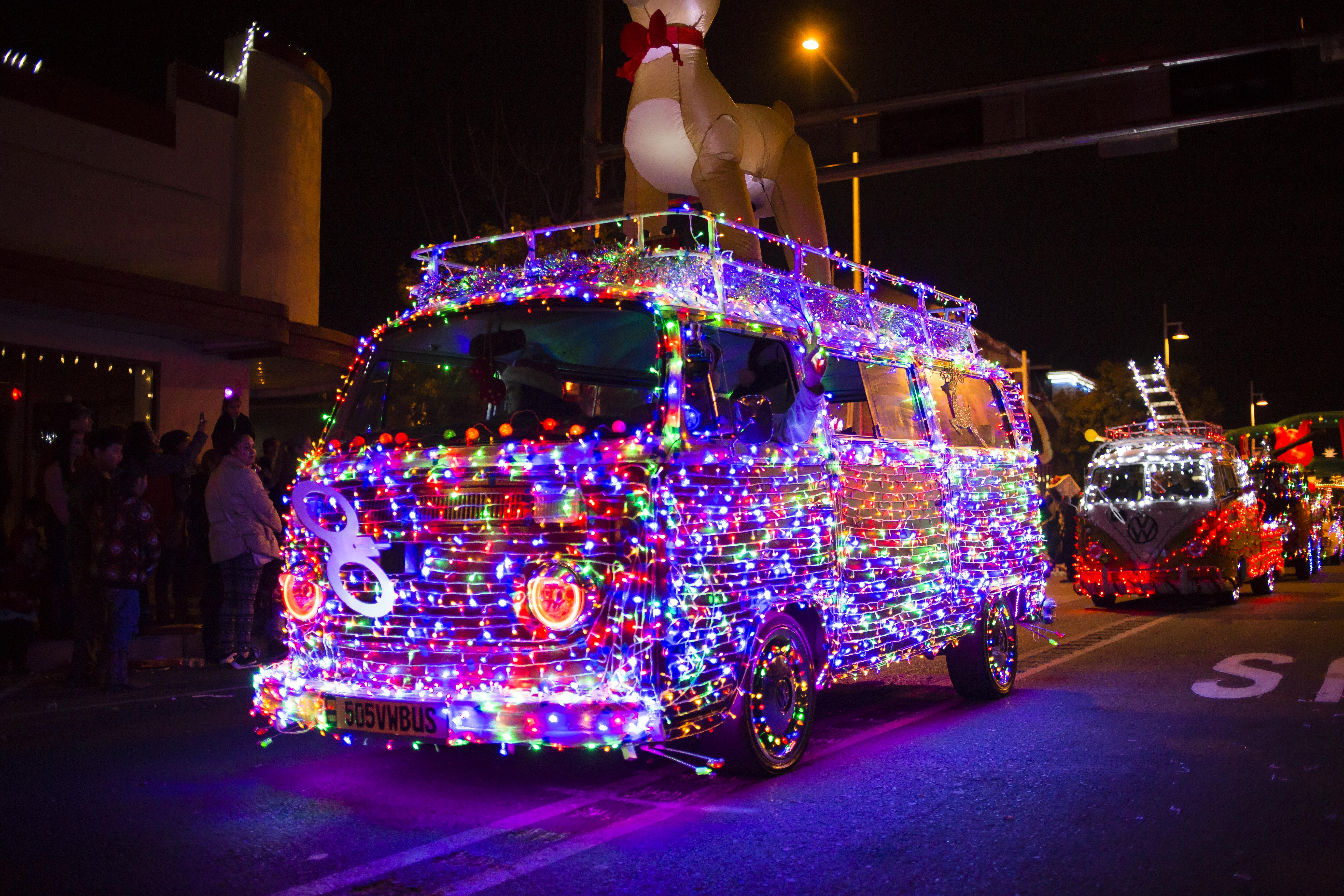 Twinkle Light Parade VW