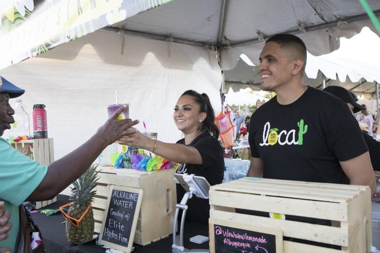 2019 Westside Summerfest - Wow Wow Lemonade