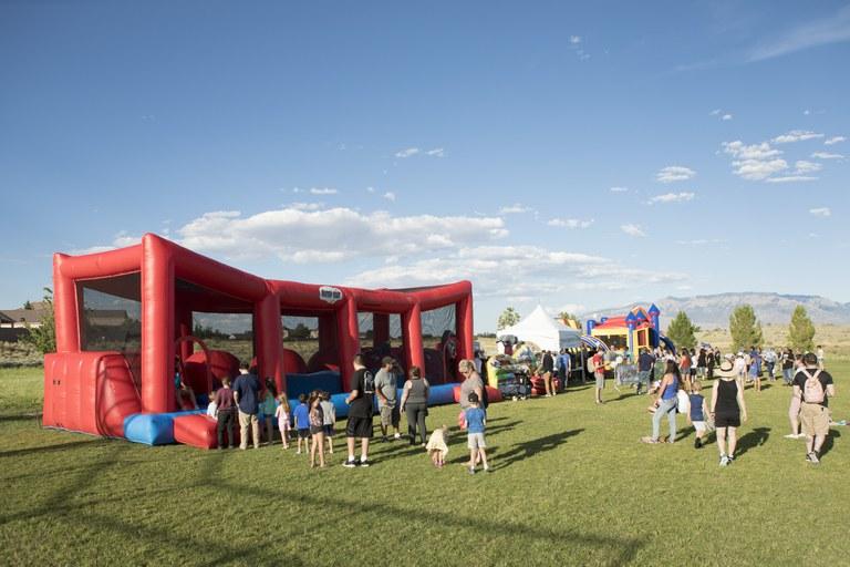 2019 Westside Summerfest Kids - Jumpies