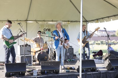 Westside Summerfest - Local Band, Michael Moxey and the Easy Sinners