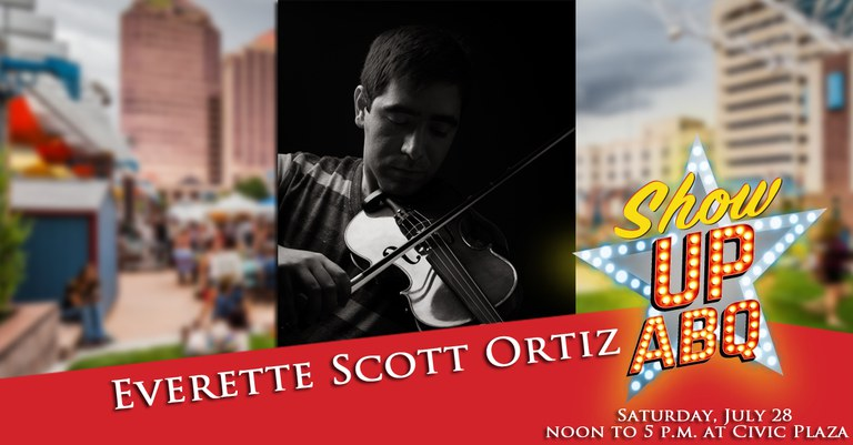 Everette Scott Ortiz