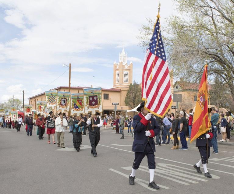 Fiestas de Albuquerque Cover Photo