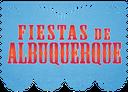 Fiestas de Albuquerque Logo - No Year