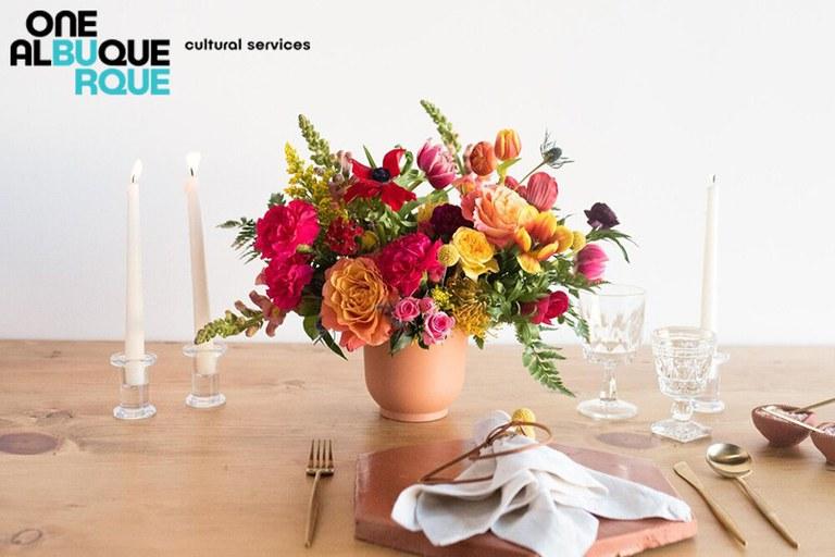 Florecita Table Arrangement