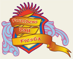 Founders Day Fiesta Logo