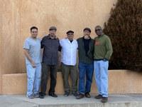 Frank Leto and Pandemonium Full Group-Photo
