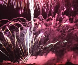 Freedom Fourth Fireworks