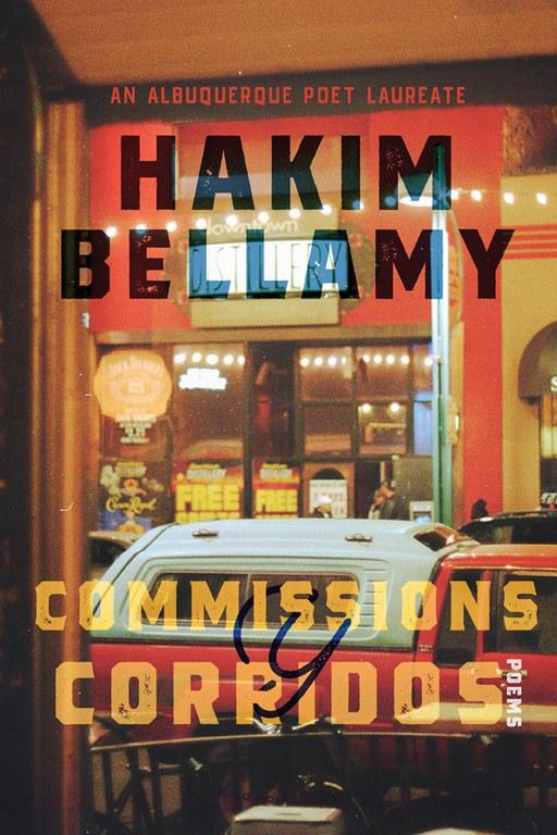 Hakim Bellamy - Book Cover