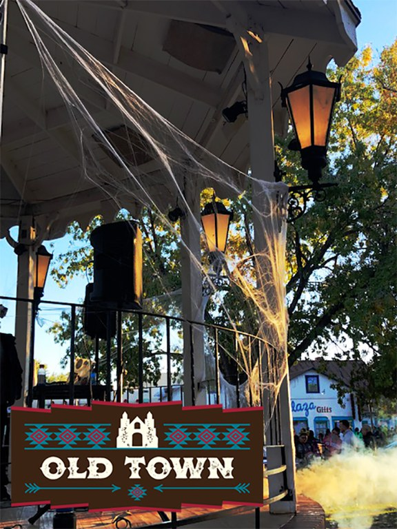2021 Halloween in Old Town Photo