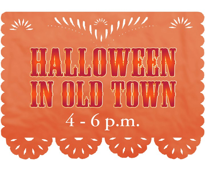 Halloween in Old Town