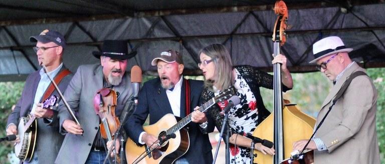 Higher Ground Bluegrass - Photo