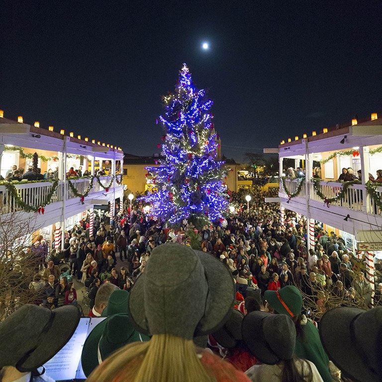 Holiday Stroll Cover Photo