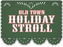 Old Town Holiday Stroll Logo