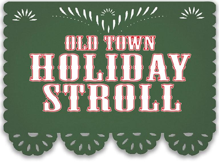 Holiday Stroll Logo
