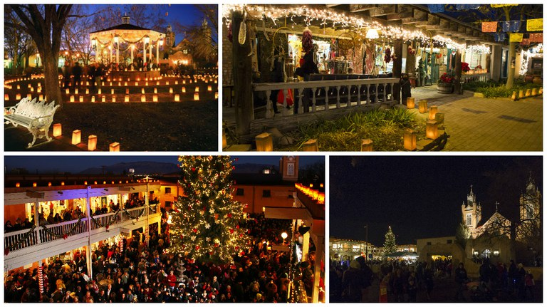 Holiday Stroll Collage 2017