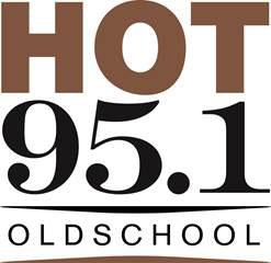 2019 HOT 95.1 Logo