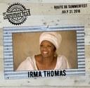 2018 Route 66 Headliner Irma Thomas on Wood and Tin