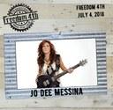 2018 Freedom 4th Headliner Jo Dee Messina on Wood and Tin