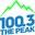 The Peak Logo