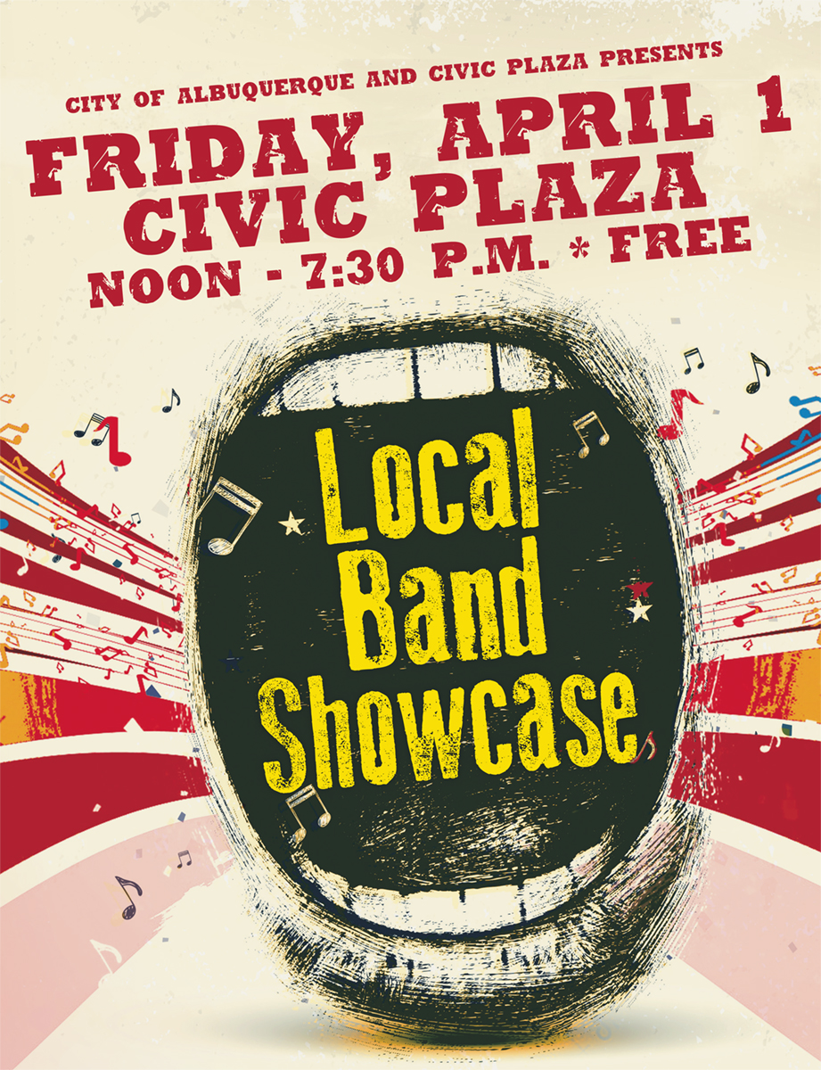 Local Band Showcase