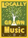 Locally Grown Music Logo