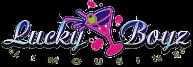 Lucky Boyz Limo Logo