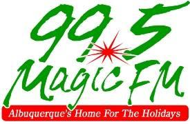 Magic FM Christmas Logo