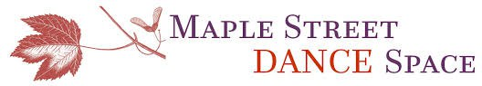 Maple Street Dance Space Logo