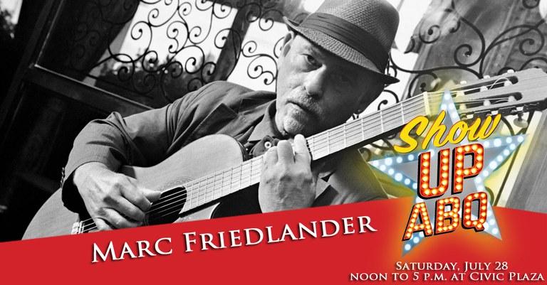 Marc Friedlander