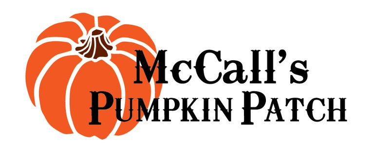McCall's Pumpkin Patch - Logo