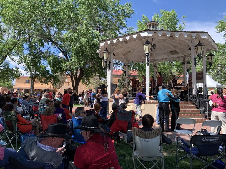 Summertime in Old Town 2019
