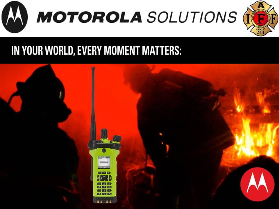 Motorola Solutions - Logo