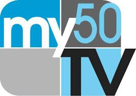 My 50 TV Logo